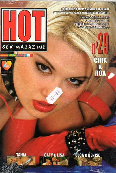 Hot Sex Adult Magazine No. 29