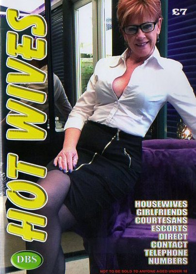 Hot Wives Contact Lifestyle Magazine Issue 2