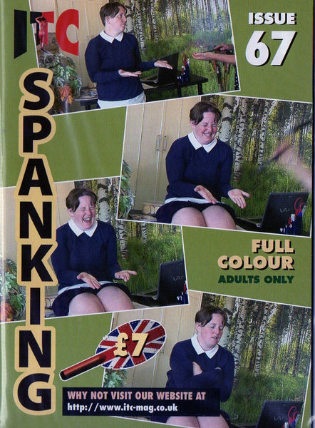 ITC Spanking Magazine Issue 67