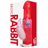 Loving Joy Erotic Rabbit Vibrator