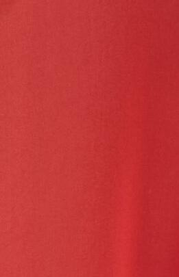 Red ombre chiffon fabric