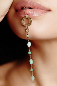 Emerald Rain | Earrings