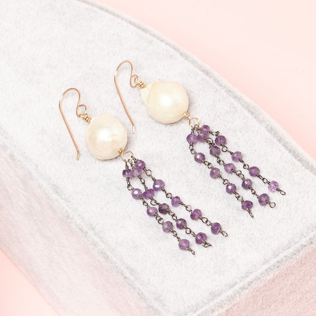 Lavender Lust | Earrings