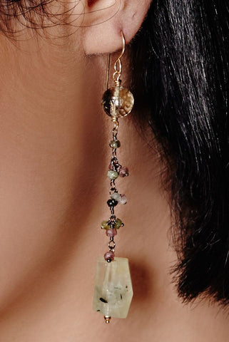 Secret Garden | Earrings