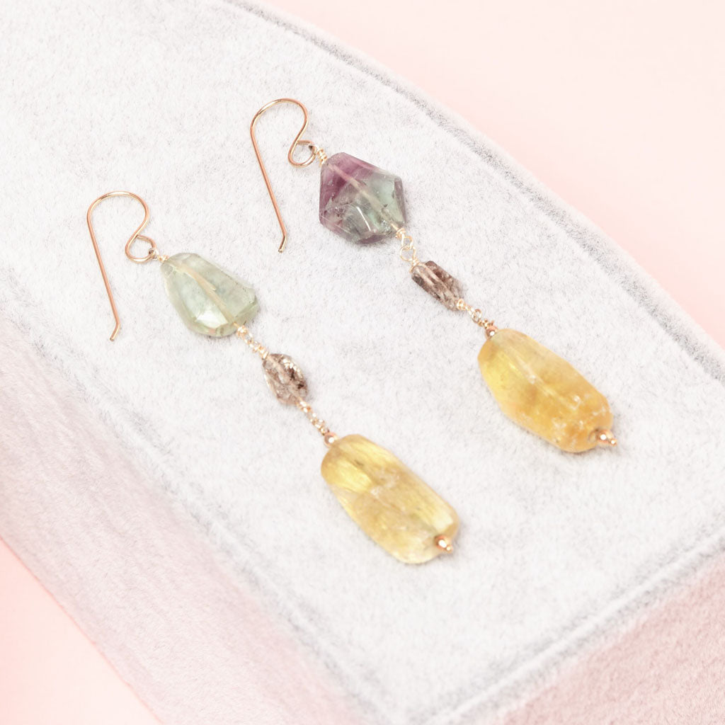Water Colours | Earrings