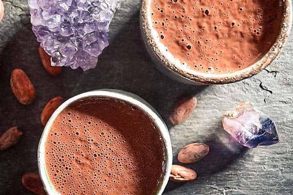 How to Make the Perfect Ceremonial Cacao Drink