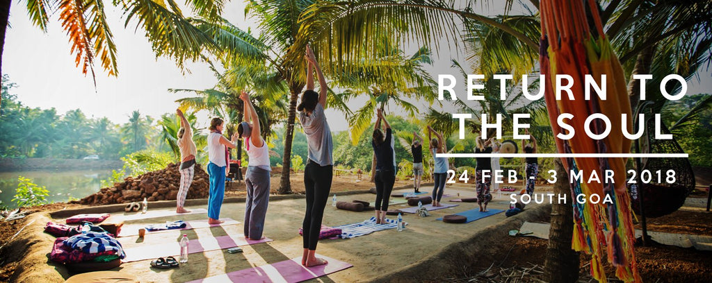 Kundalini Yoga Retreat in South Goa