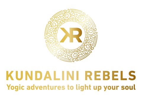 Kundalini Yoga Rebel Retreats Logo