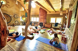 Kundalini Yoga Gong Bath Retreat