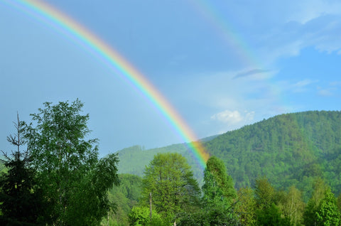 Rainbow for Rebel Retreats Kundalini Sound Healing Journey