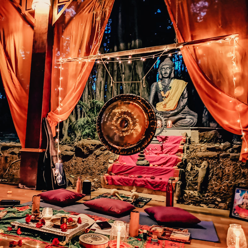 APRIL FULL MOON KUNDALINI, CACAO & GONG JOURNEY