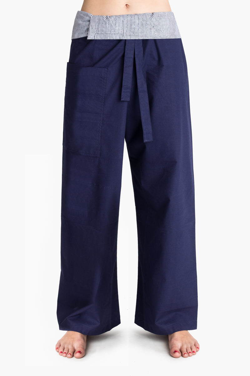 Yoga / Thai Trousers - Ltd Edition Blue
