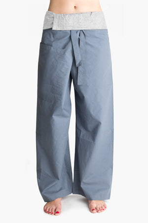 Yoga / Thai Trousers - Ltd Edition Grey