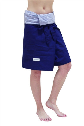 Capri - Thai Fisherman Trousers - Ltd Edition Blue