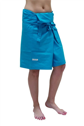 Capri - Thai Fisherman Trousers - Turquoise