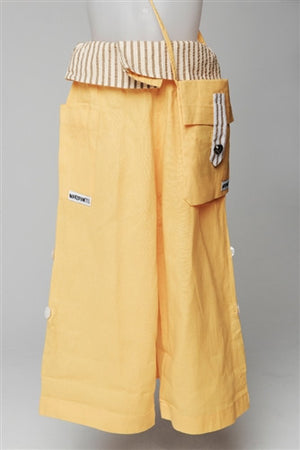 Limited Edition Yellow - Thai Fisherman Trousers - 3-10 yrs