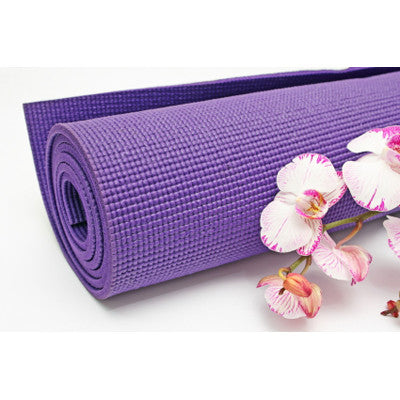 Extra Thick Yoga Mat - Purple
