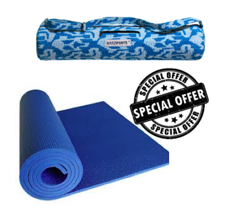 SPECIAL OFFER - YOGA MAT & TRAVEL BAG