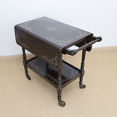 Antique Tea Trolley