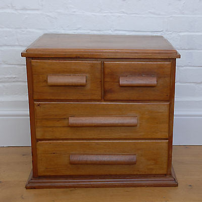 Mid 20thC Walnut Vintage Drawers