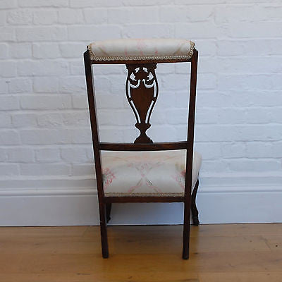 Antique Nursing Chair