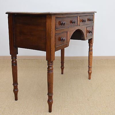 Victorian Ladies Mahogany Writing Desk
