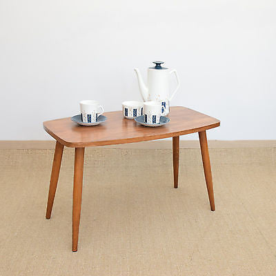 Small Mid 20th Century Coffee Table