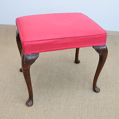 Vintage Dressing Table Stool