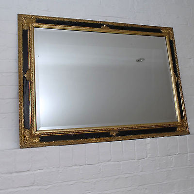 Large Parcel Gilt Mirror