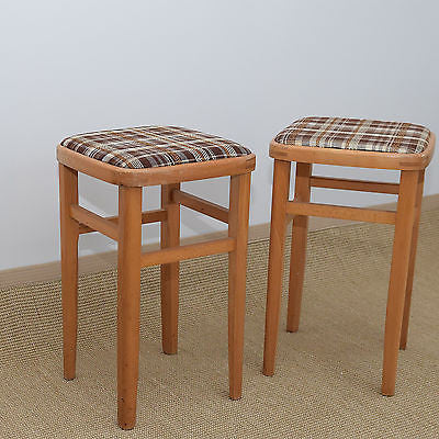 Retro Kitchen Stools