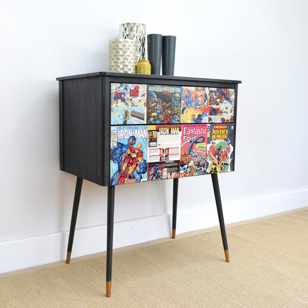 Vintage Lebus Chest of Drawers