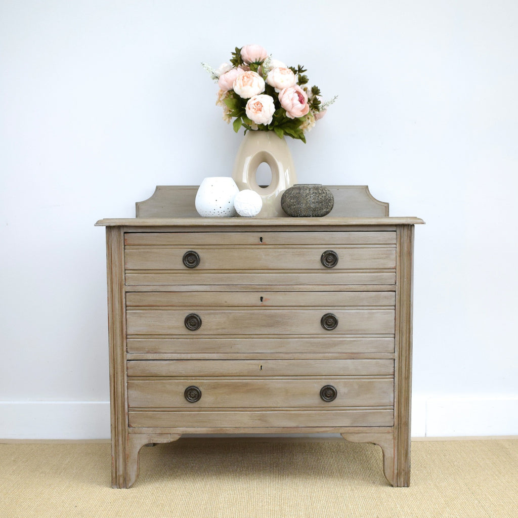 Vintage Satinwood Chest of Drawers