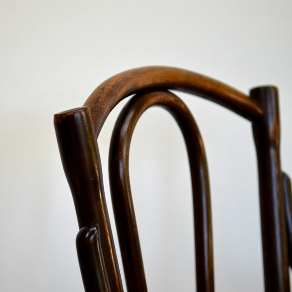 Antique Thonet Bentwood Chair