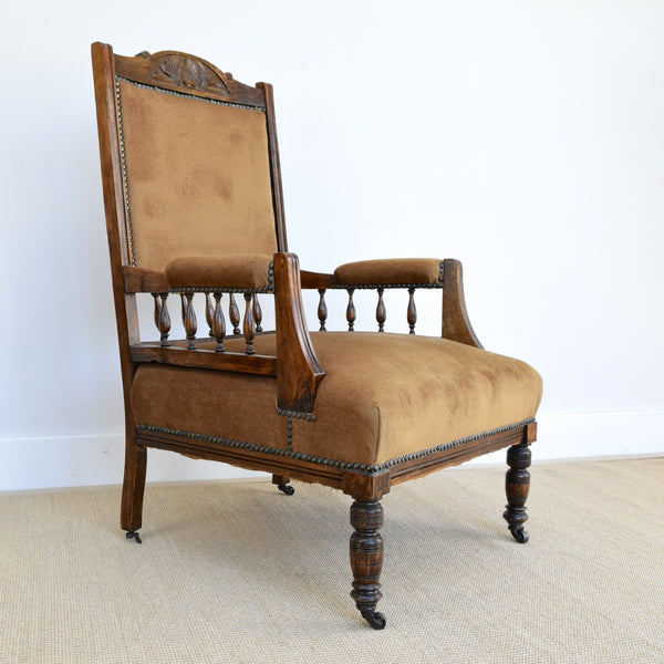 Pair of Antique Armchairs