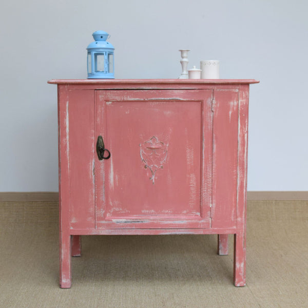 Vintage Shabby Chic Cupboard
