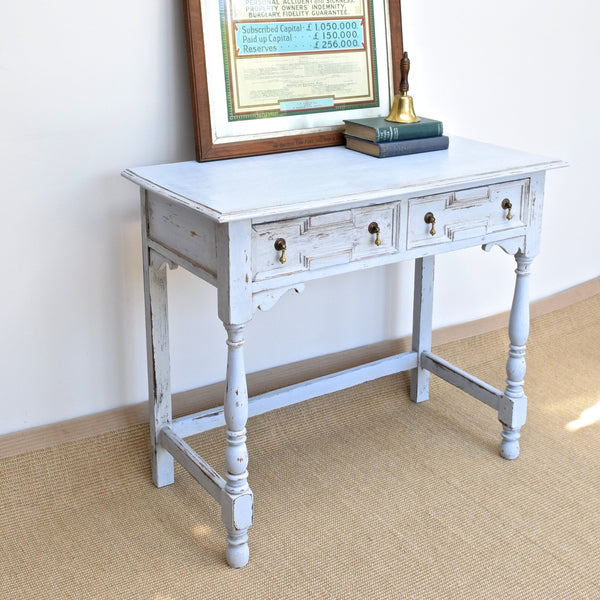 Shabby Chic Antique Oak Table