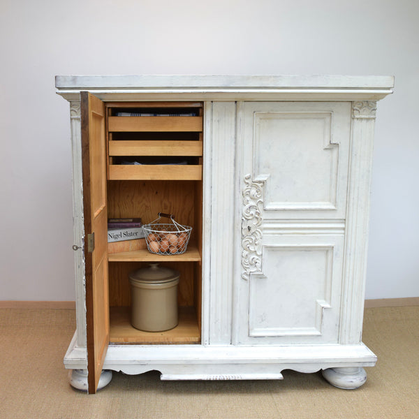 Vintage Shabby Chic Linen Press