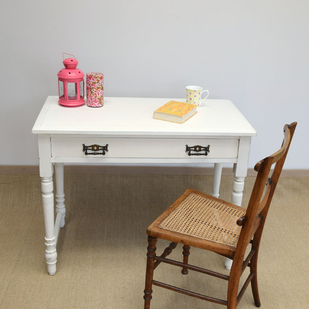Shabby Chic Victorian Side Table