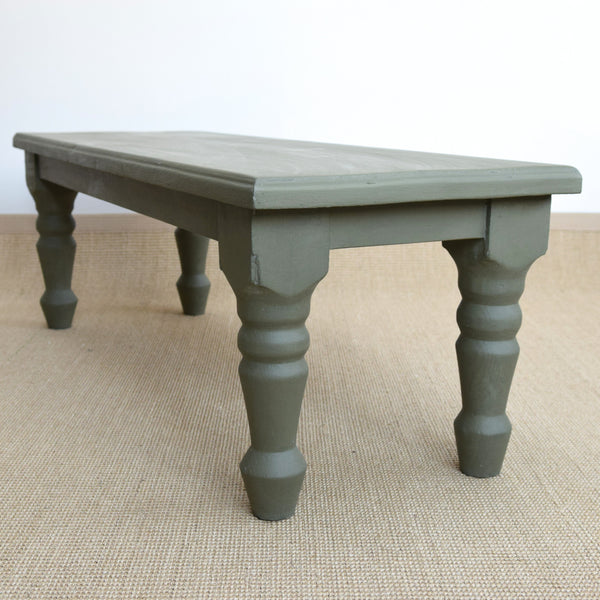 Vintage Pine Coffee Table or Bench