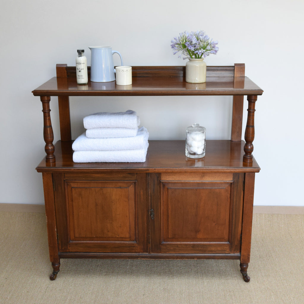 Antique Edwardian Buffet