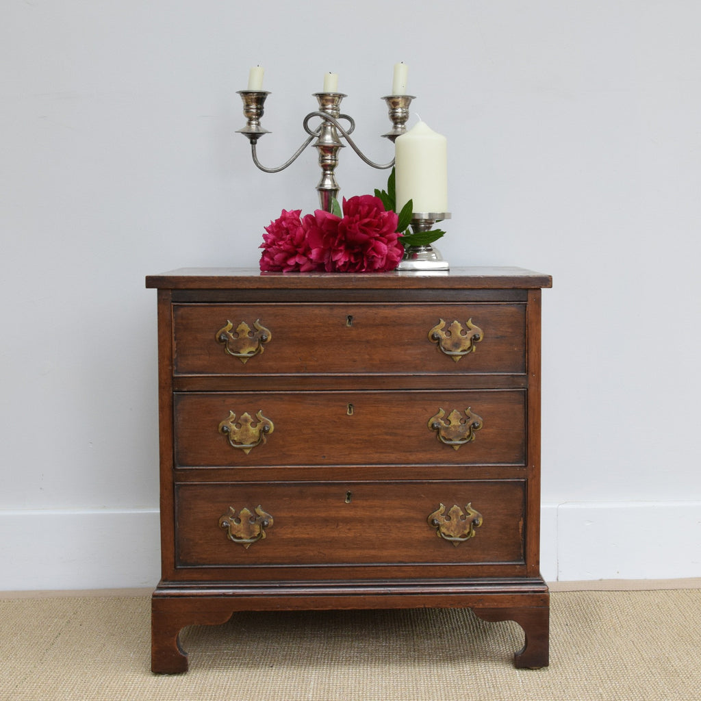 Small Antique Chest of Drawers