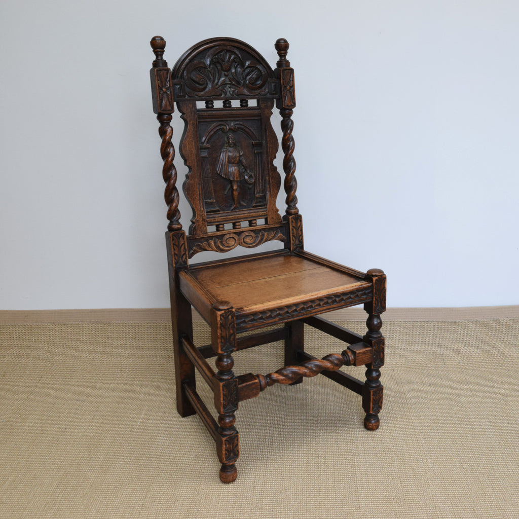 Flemish Hall Chair