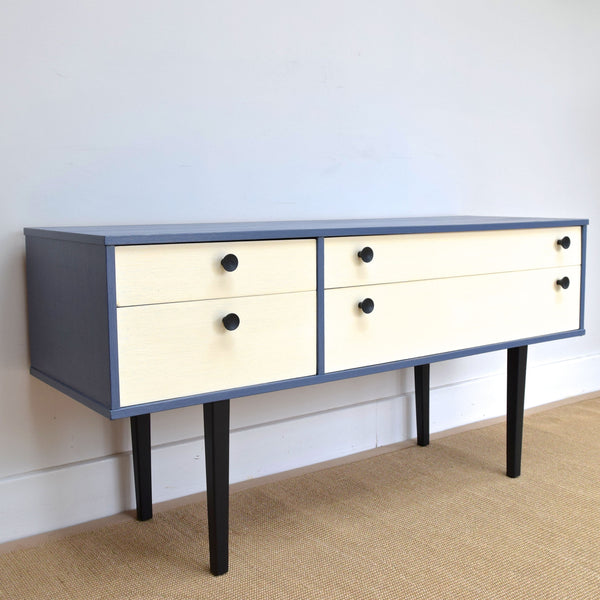 Mid Century Avalon Chest of Drawers