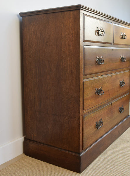 Antique Chest of Drawers by Maple & Co.