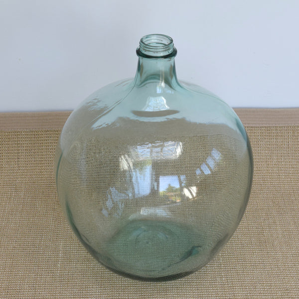Large Vintage Glass Carboy