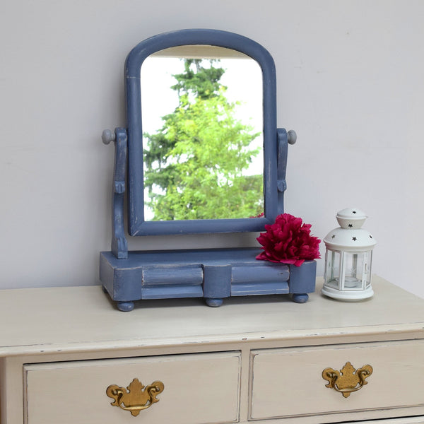 Shabby Chic Bedroom Mirror