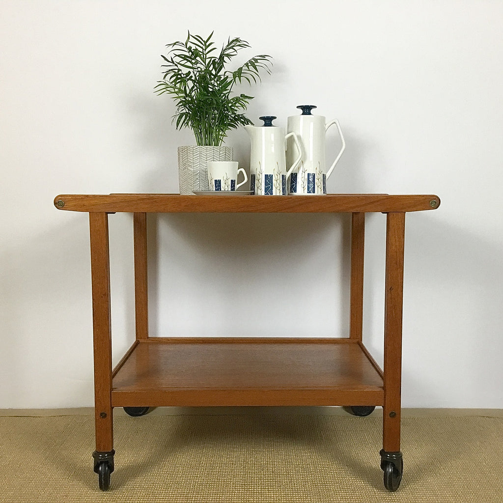 1960s Staples Drinks Trolley