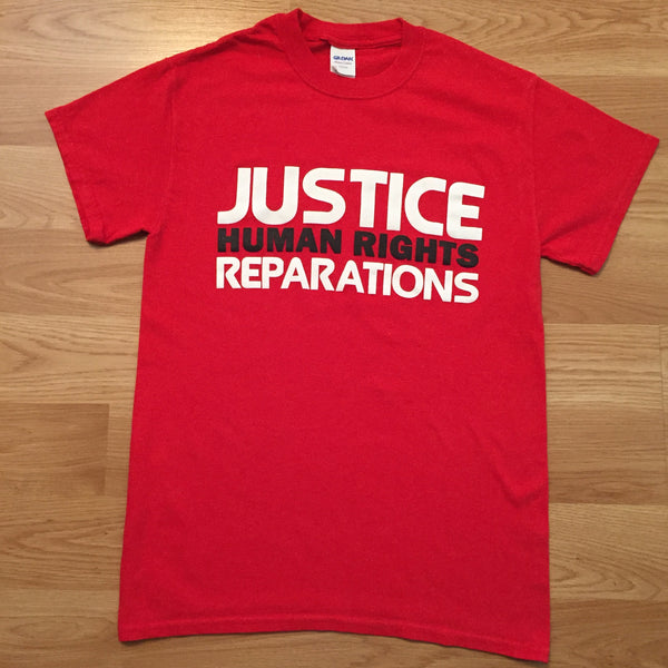 National Reparations Tour T-Shirt