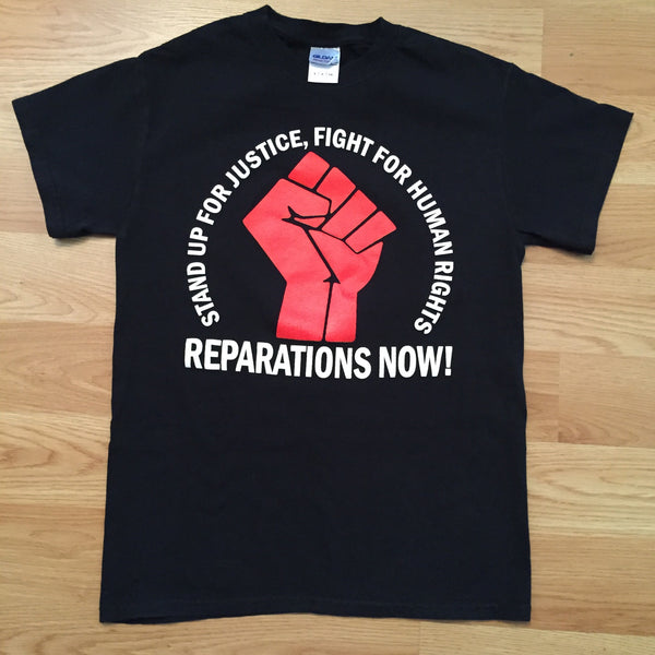 Reparations Now T-Shirt