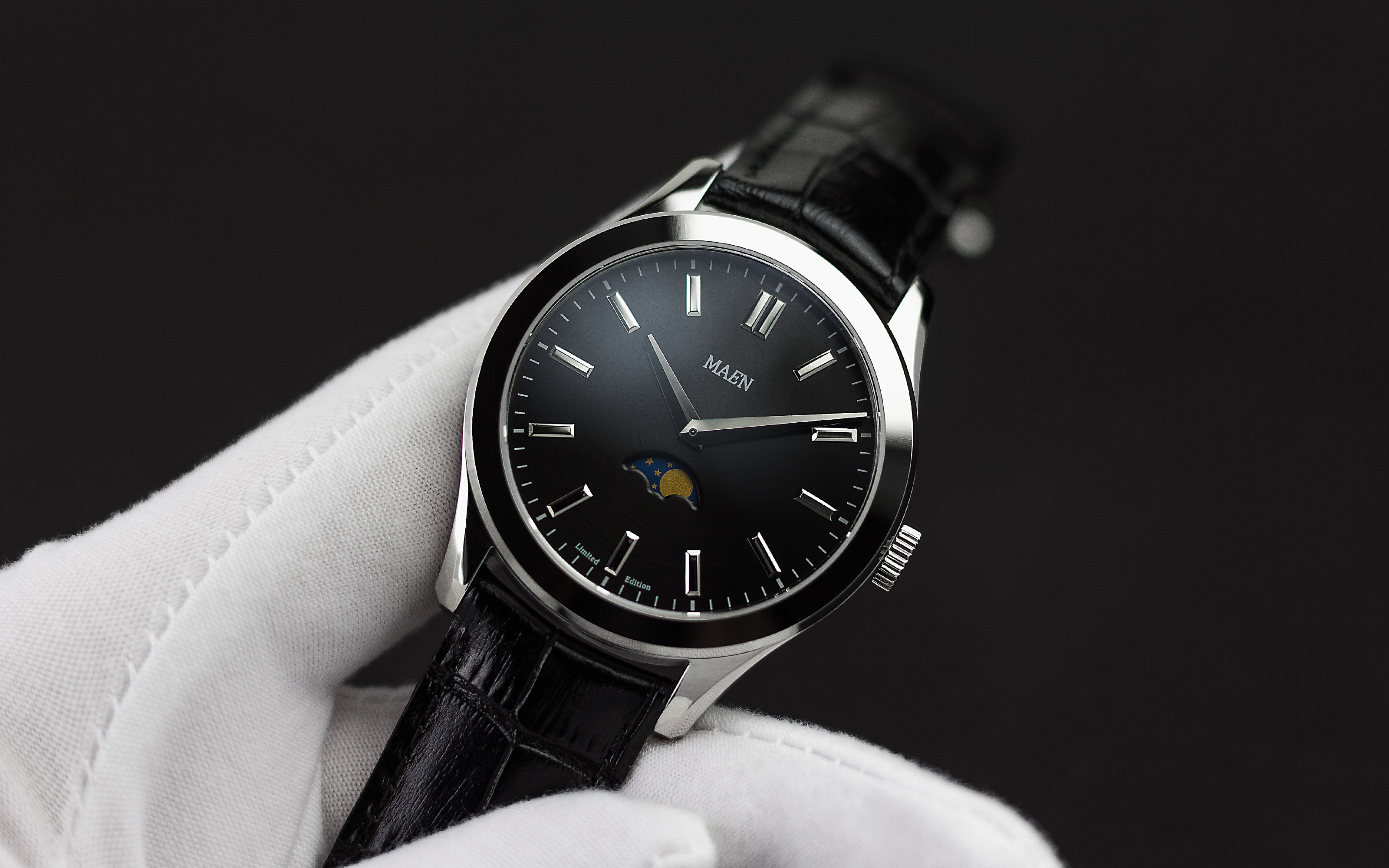 Maen Manhattan 40 Black_moonphase_watch_0f427de5-9139-48df-acd2-75c8b4b80b44